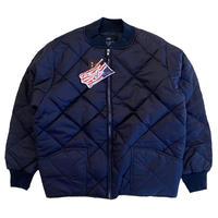 ROTHCO  Diamond Quilted Flighit Jacket DARK NAVY ロスコ キルティングジャケット ネイビー