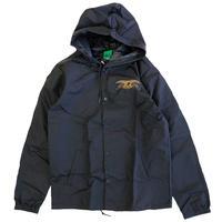 ANTI HERO  Stock Eagle Patch Windbreaker Jacket BLACK フード付きコーチジャケット アンチヒーロー アンタイヒーロー