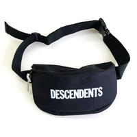 DESCENDENTS / Classic Logo Fanny Pack ディセンデンツ ファニーパック ウエストバッグ