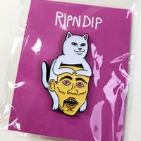RIPNDIP /  NERM HAT PIN
