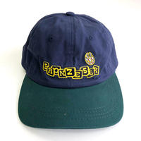 BRONZE 56K  BASEBALL HAT NAVY/HUNTER キャップ
