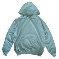 LOS ANGELES APPAREL  Garment Dye French Terry Pullover Hoodie Atlantic Green ロサンゼルスアパレル スウェットパーカー