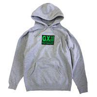 GX1000 PSP264LFFF HOODIE ASH パーカー