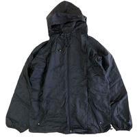 Dead Stock  Helly Hansen Nylon Zip Packable Jacket Lサイズ BLACK デッドストック ヘリーハンセン パッカブルジャケット