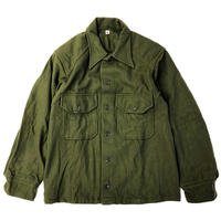 US ARMY 50s OG-108 WOOL SHIRTS     OLIVE DEAD STOCK デッドストック ウールシャツ
