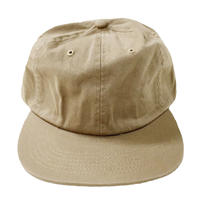 Cali HeadWear / 6panel Twill Unstructured TAN カリヘッドウエア キャップ