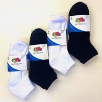 FRUIT OF THE LOOM / Quarter Socks 3Pairs   フルーツオブザルーム クォーターソックス 靴下 3足セット
