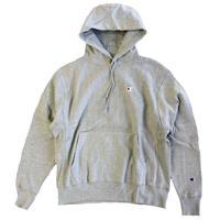 Champion Reverse Weave 12oz. Pullover Hood  OXFORD GREY チャンピオン リバースウィーブ スウェット パーカー LIFE