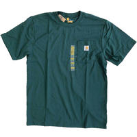 CARHARTT / WORKWEAR POCKET TEE  HT GREEN カーハート Tシャツ
