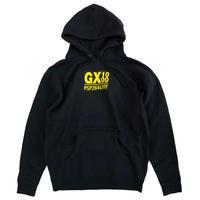GX1000 PSP264LFFF HOODIE BLACK パーカー