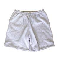 LOS ANGELES APPAREL 14oz Heavy Fleece Mid Short ASH ロサンゼルスアパレル スウェットショーツ ショートパンツ