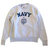 US Naval Academy Offical Champion Reverse Weave Crew  USNA クルーネック チャンピオン リバースウィーブ