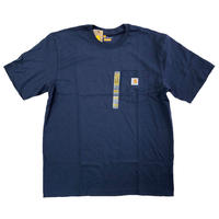 CARHARTT / WORKWEAR POCKET TEE  NAVY カーハート Tシャツ