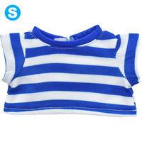 Tシャツ ボーダー ブルー[S]