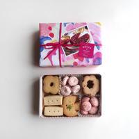【全国発送】ROCCAの旅するクッキー缶<パリ>(6/3発送分)
