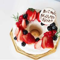 【デリバリー】シフォンホールケーキ