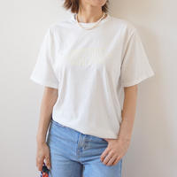 T-shirt(white logo) (119-1207)
