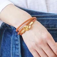leather bracelet(119-5220)