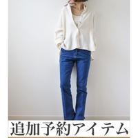 《追加予約》【数量限定】ワッフルシャツ(S-007)