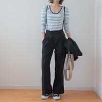 wide pants(M-002)