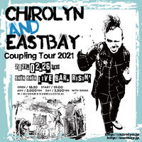 Chirolyn & EASTBAY Coupling Tour 2021 in 佐賀