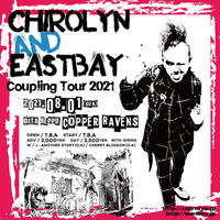 Chirolyn & EASTBAY Coupling Tour 2021 in 別府