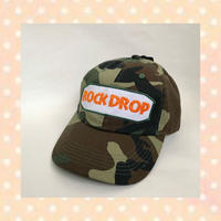 「ROCK DROP」CAP / kamo