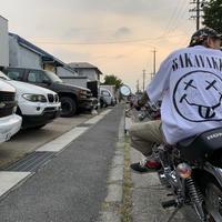BAKAVAKKA original S/S Tシャツ White (RV051)