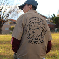 24/7 R.W.M  Work Shirts