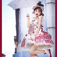 CupidCute・Eton Strawberry Angel JSK