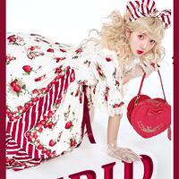 CupidCute・Eton Strawberry Angel OP