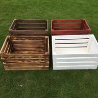 ウッドボックス  2箱セット