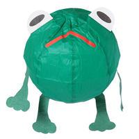 紙風船 蛙