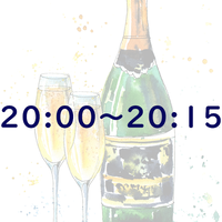 20:00~20:15