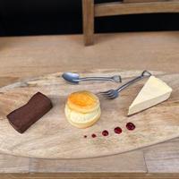 Days Kitchen セレクト!3種の絶品スイーツセット《チーズケーキ / スコーン / チョコレートテリーヌ各2食 》
