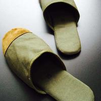 KURASHIKI CANVAS SLIPPERS