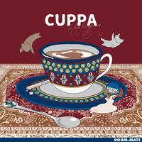 3rd mini album「CUPPA」