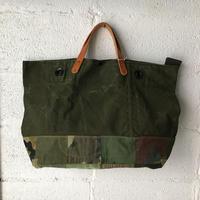 #359 1980's duffle custom messenger bag