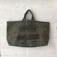 #344 1980's USAF kitbag  custom tote