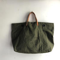 #1120 1960's duffle messenger bag