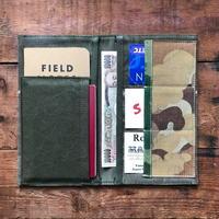 Vintage military travel organizer