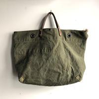 #1232 1960's duffle messenger bag