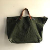 #949 1960's duffle messenger bag