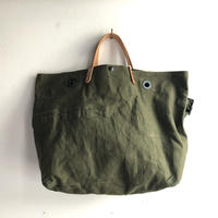 #1177 1960's duffle messenger bag