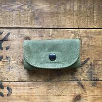 vintage military keycase