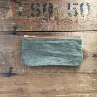 1960's zip pouch