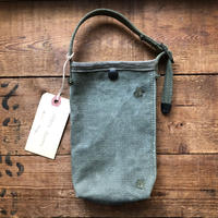 Vintage canvas mini bag (082)