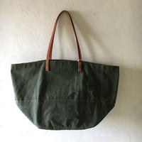 #278 vintage military dufflebag reworked bag