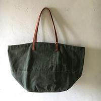#278 vintage military dufflebag reworked bag