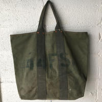 #311 1980's USAF kitbag custom tote
